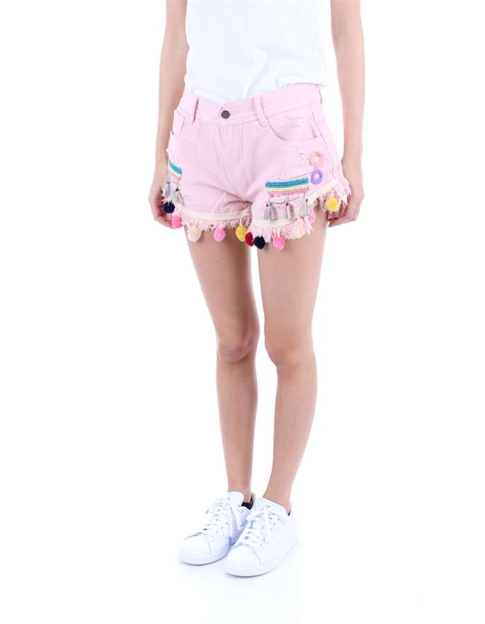 MOLLY BRACKEN Shorts Rose