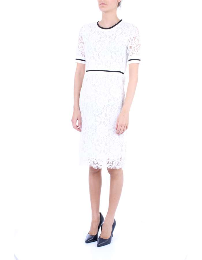 MOLLY BRACKEN Dress White