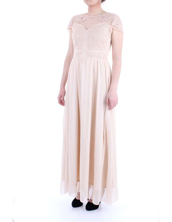 MOLLY BRACKEN Dress Nude