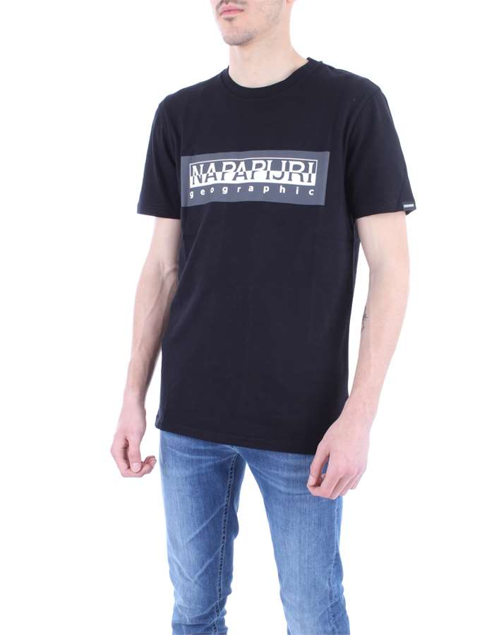 NAPAPIJRI T-shirt Black