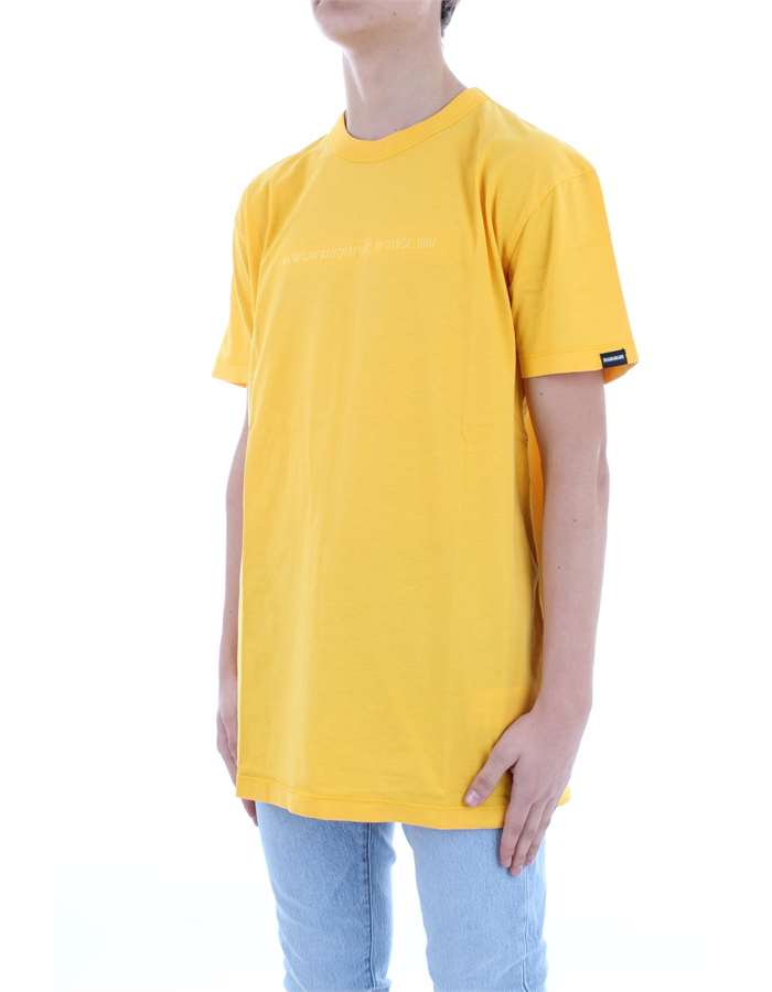 NAPAPIJRI T-shirt Yellow
