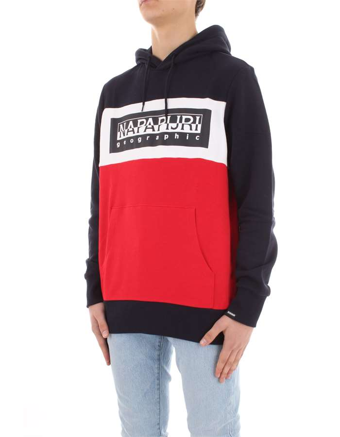 NAPAPIJRI Sweatshirt Red