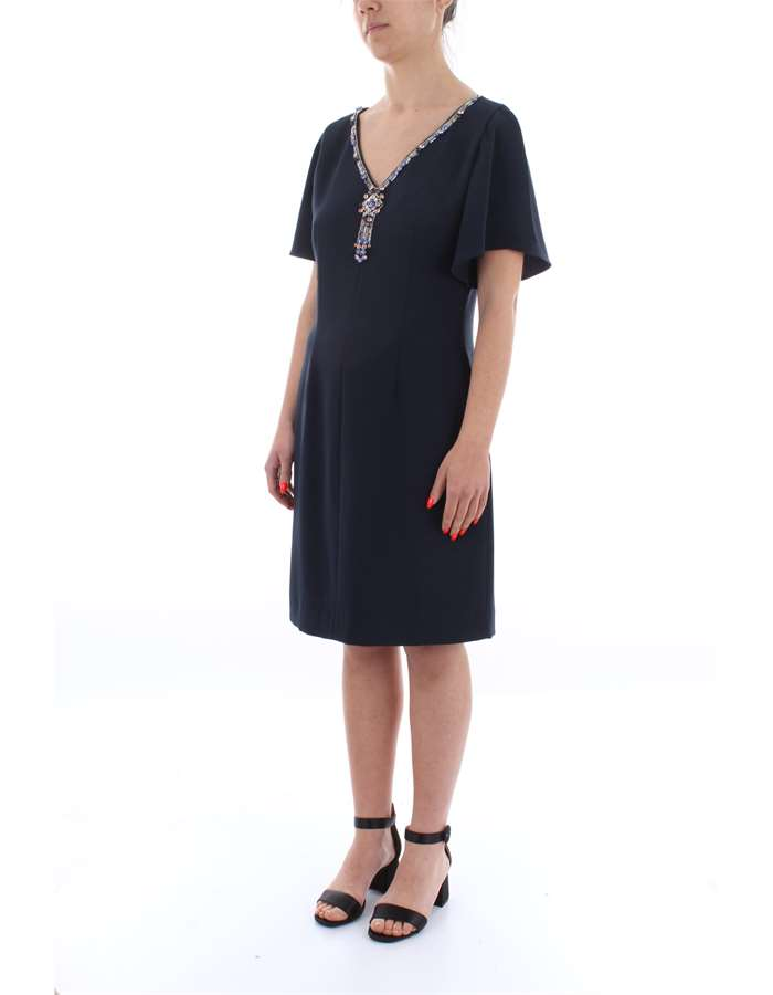 NENETTE Dress Navy blue
