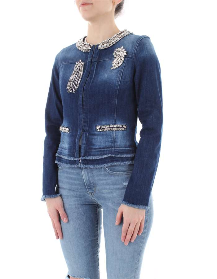 NENETTE Coat Denim