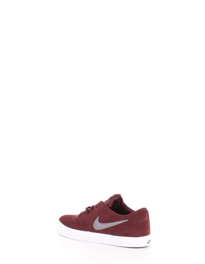NIKE Sneakers Bordeau