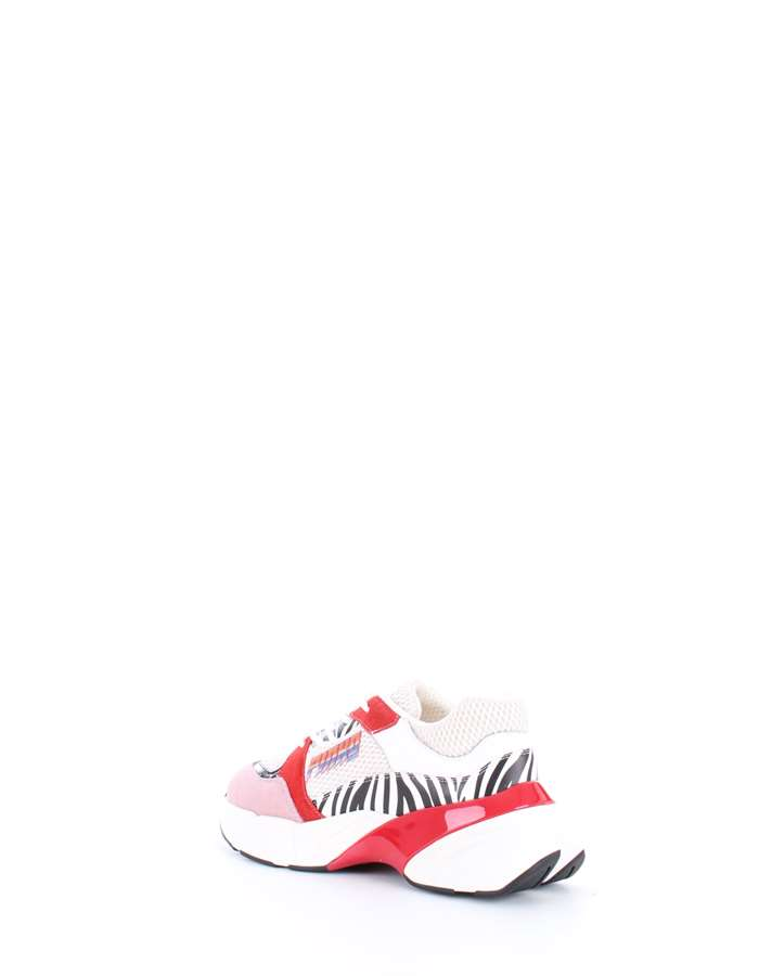 PINKO Sneakers White black red