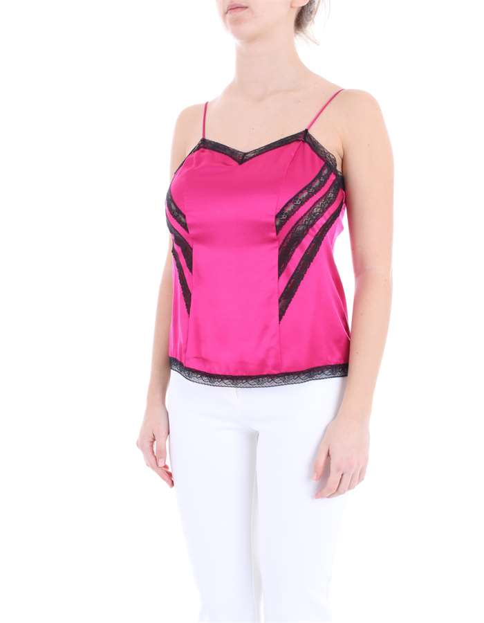 PINKO Top Fuxia
