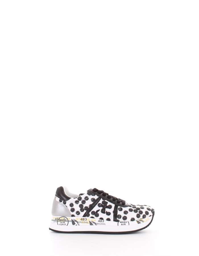 PREMIATA Sneakers White black