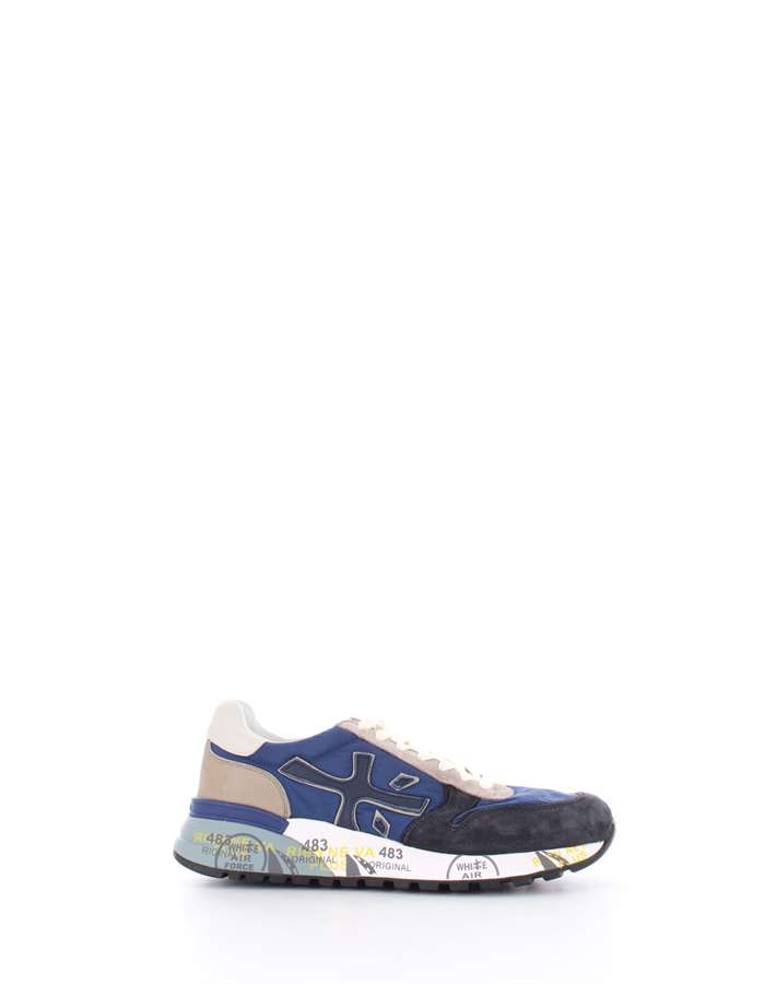PREMIATA Sneakers Blu royal