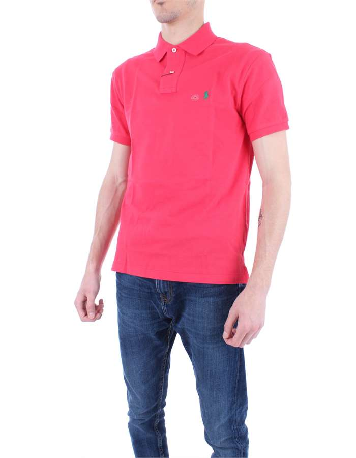 RALPH LAUREN Polo shirt Coral