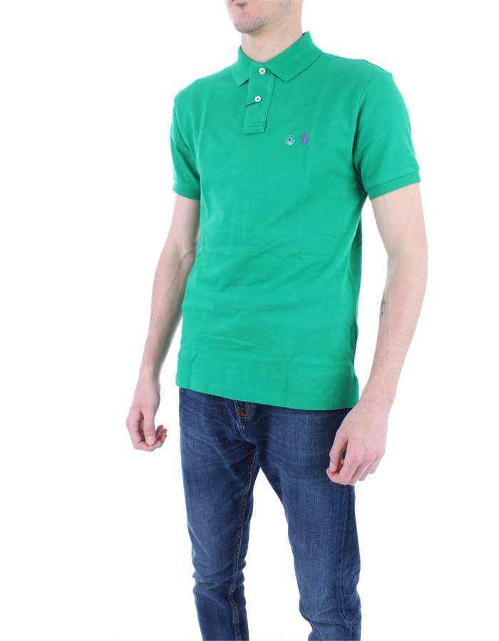 RALPH LAUREN Polo shirt Billiards