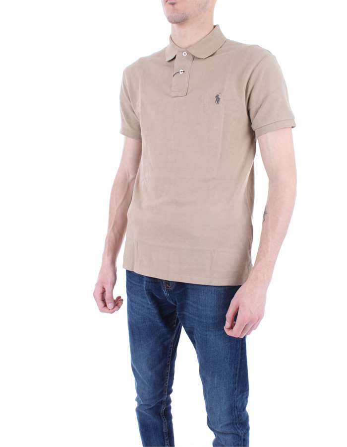 RALPH LAUREN Polo shirt Kaki