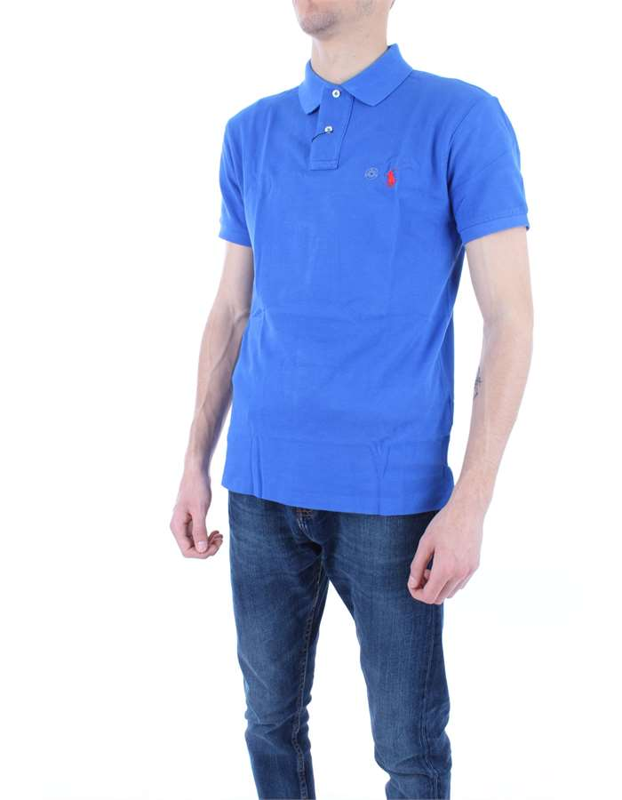 RALPH LAUREN Polo shirt Royal