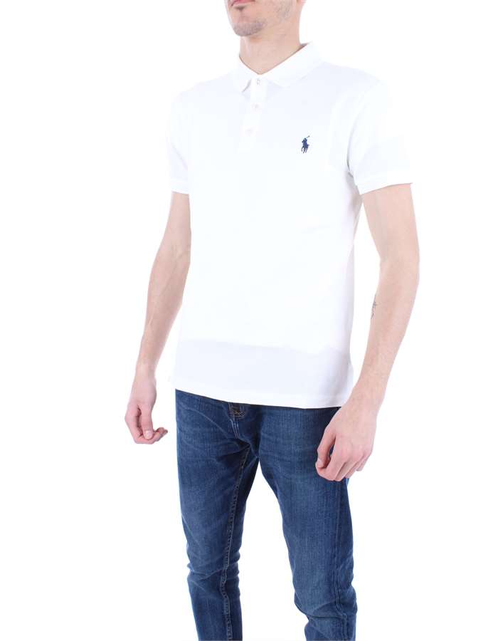 RALPH LAUREN Polo shirt White