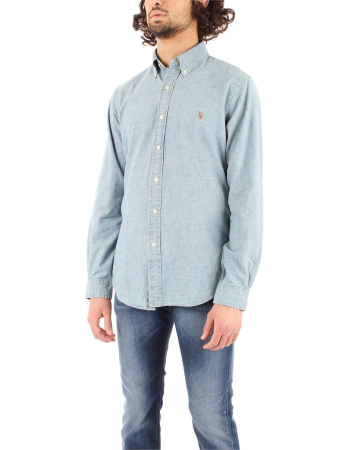 RALPH LAUREN Shirt Denim