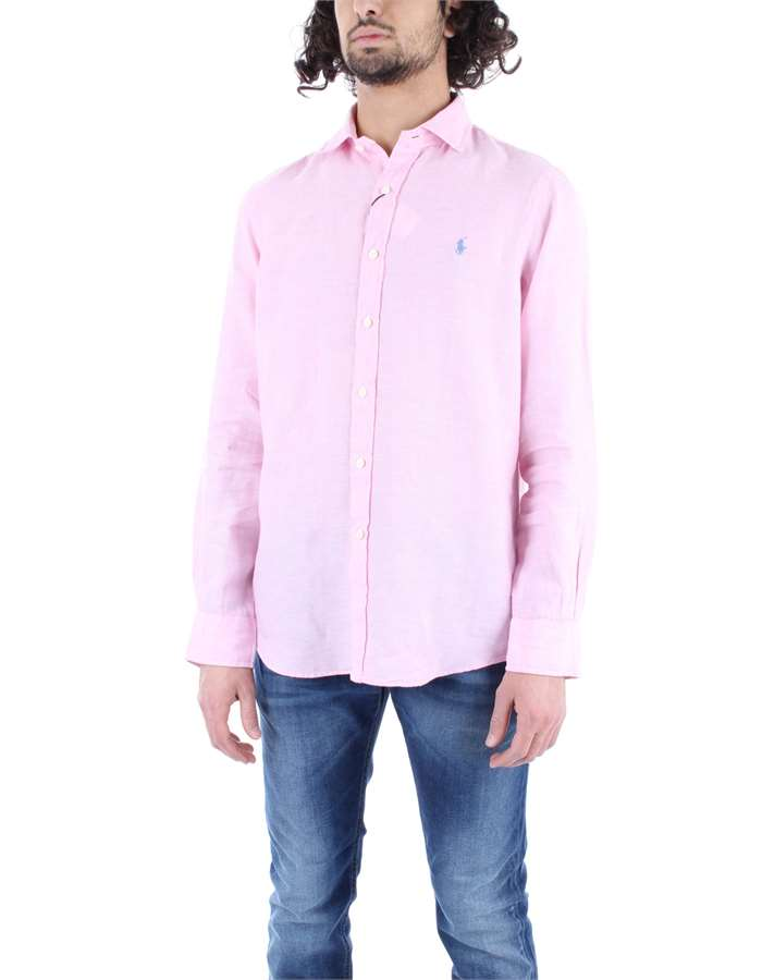 RALPH LAUREN Shirt Rose