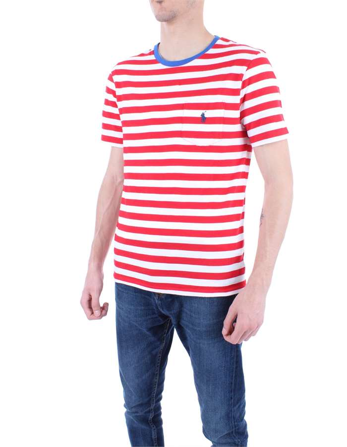 RALPH LAUREN T-shirt Red