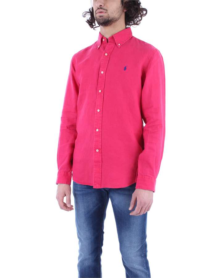 RALPH LAUREN Shirt Red