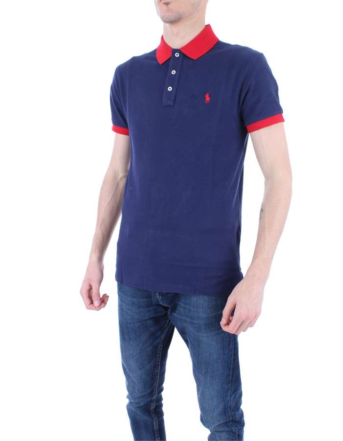 RALPH LAUREN Polo shirt Blue