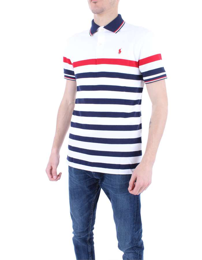 RALPH LAUREN Polo shirt Rigata