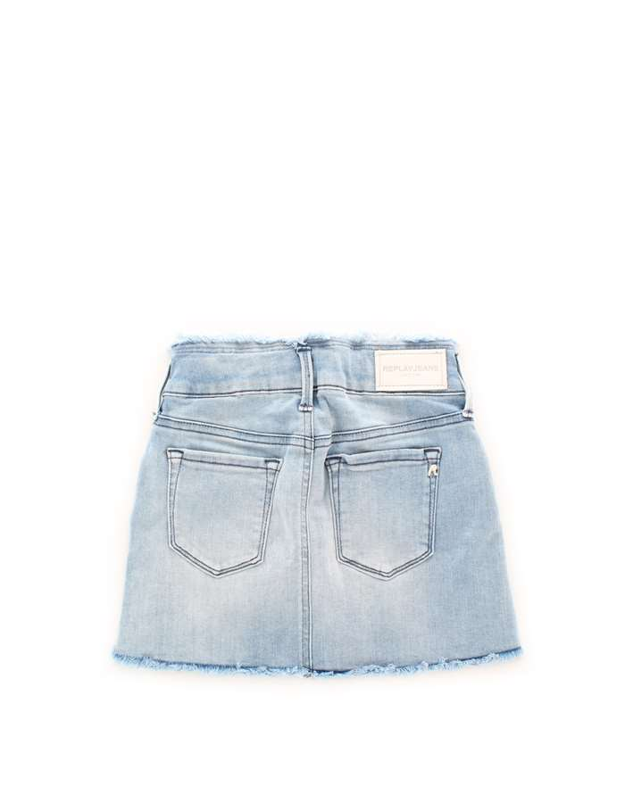 REPLAY Skirt Blue