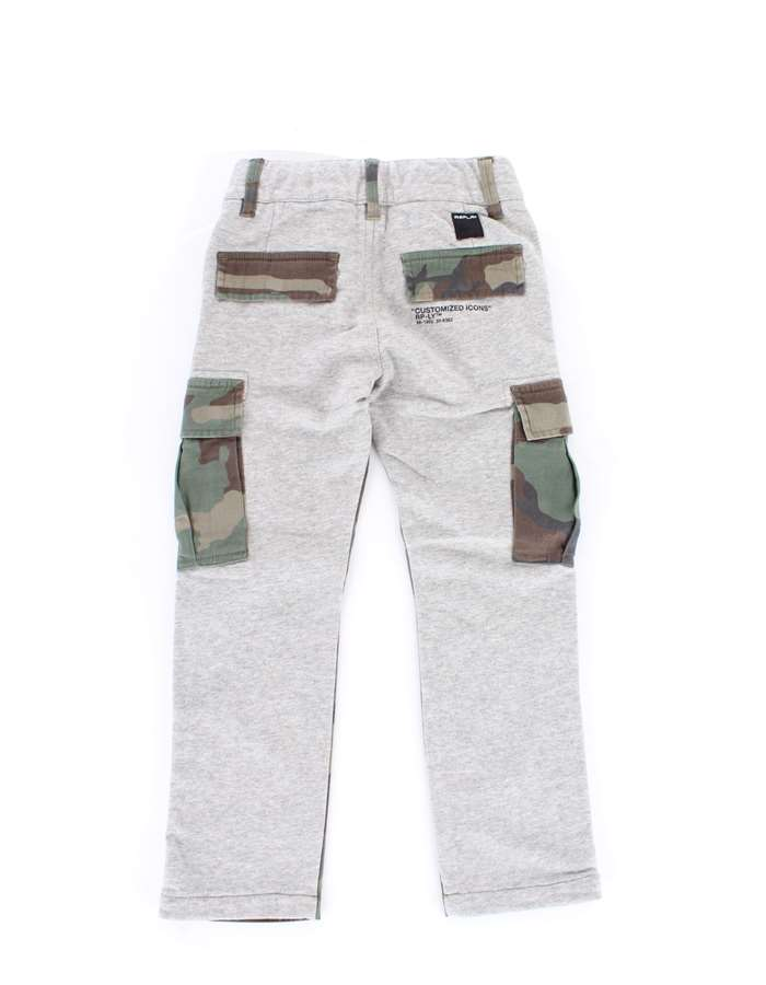 REPLAY Trousers Grey