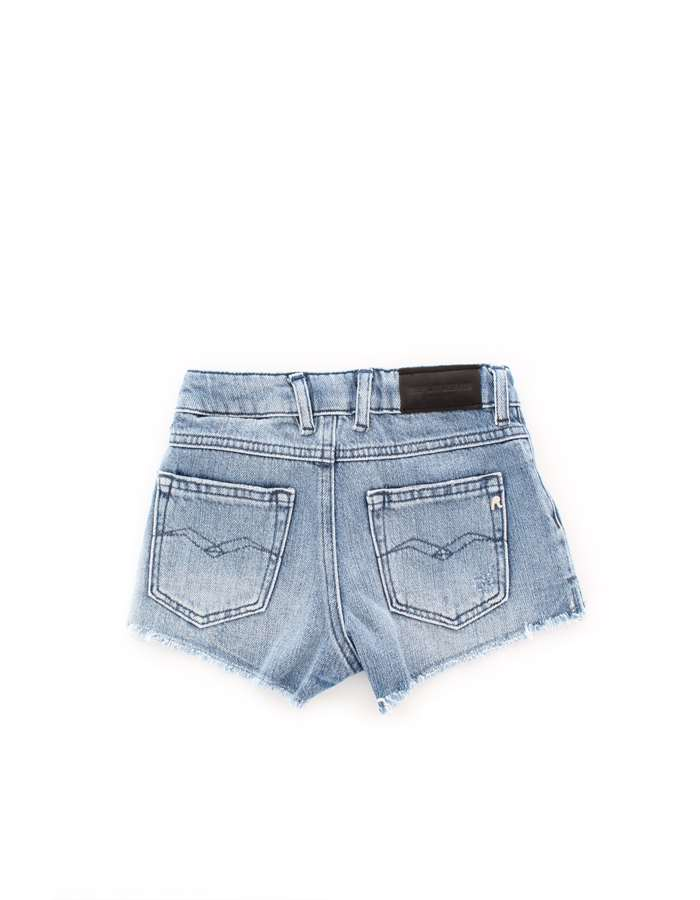 REPLAY Short  Blue