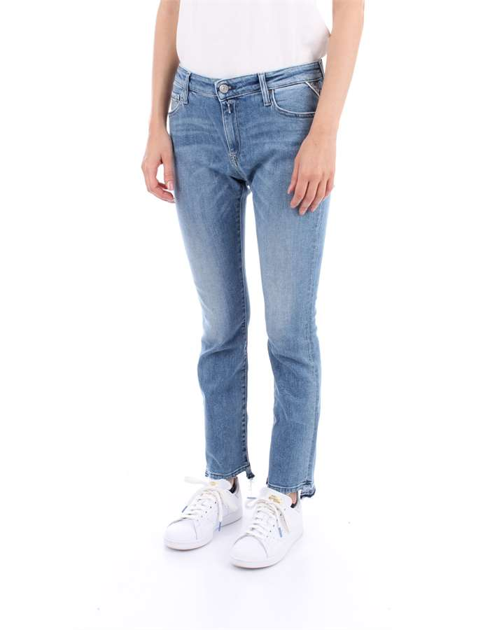 REPLAY Jeans Blue chambree