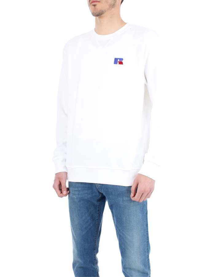 RUSSEL ATHLETIC Sweater White