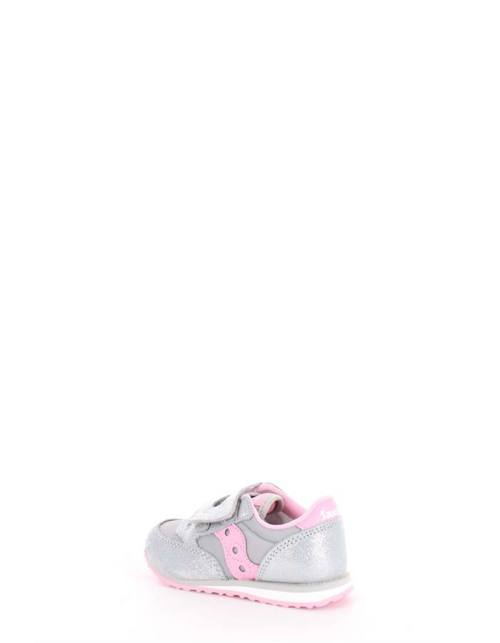 SAUCONY Sneakers Silver pink