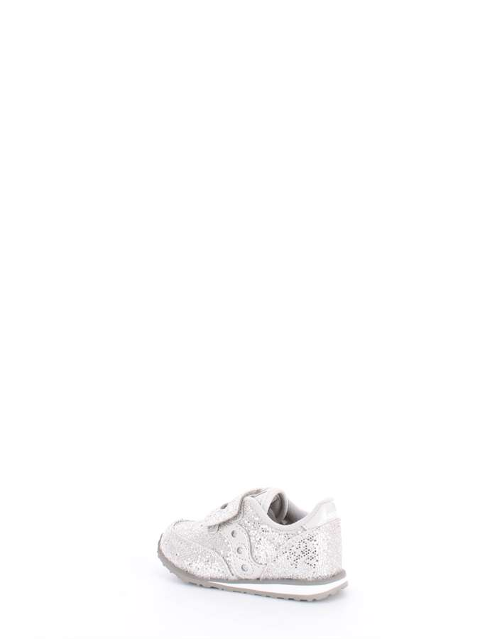 SAUCONY Sneakers Silver