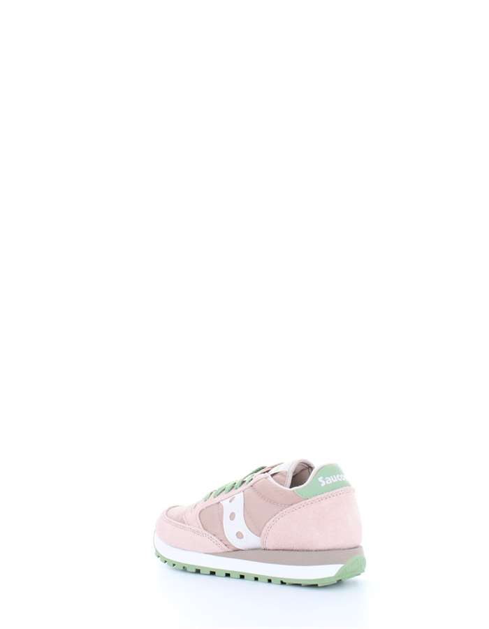 SAUCONY Sneakers Green rose