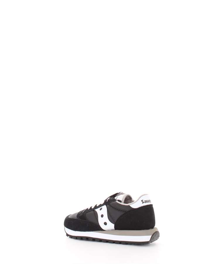 SAUCONY Sneakers Black White