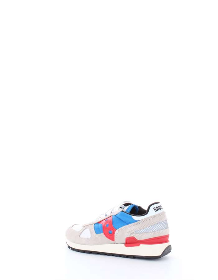 SAUCONY Sneakers White Red
