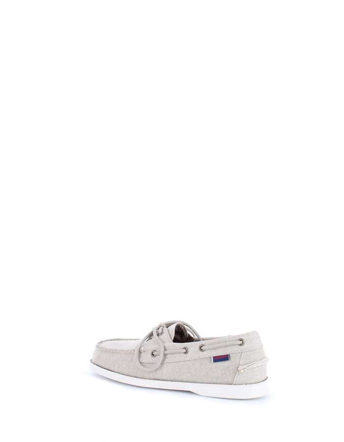 SEBAGO Boat shoes Beige