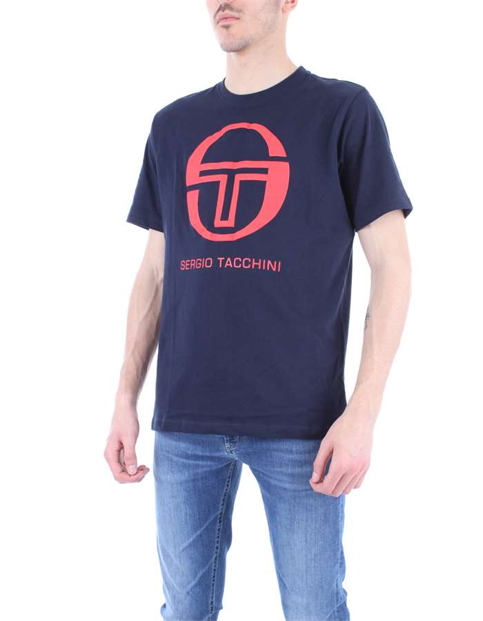 SERGIO TACCHINI T-shirt Red blue
