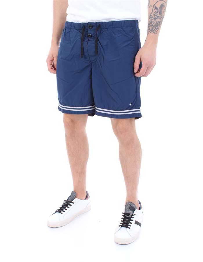 STONE ISLAND Swimsuit Marine blue