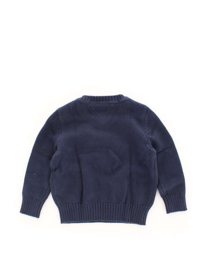 TOMMY HILFIGER Sweater Black iris