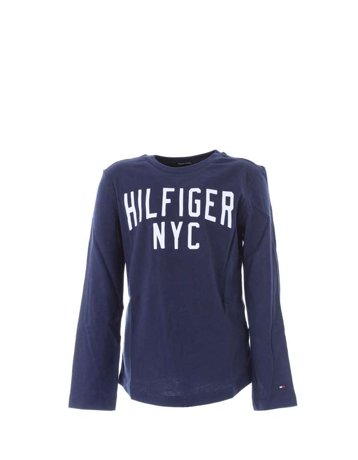 TOMMY HILFIGER T-shirt Black iris