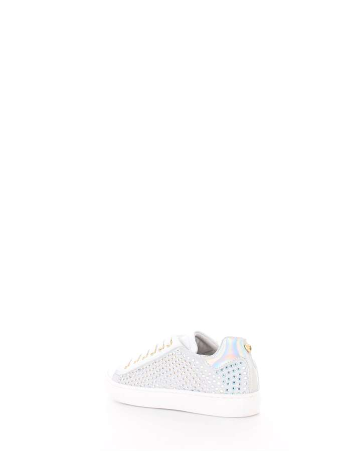 TWIN SET Sneakers Cream