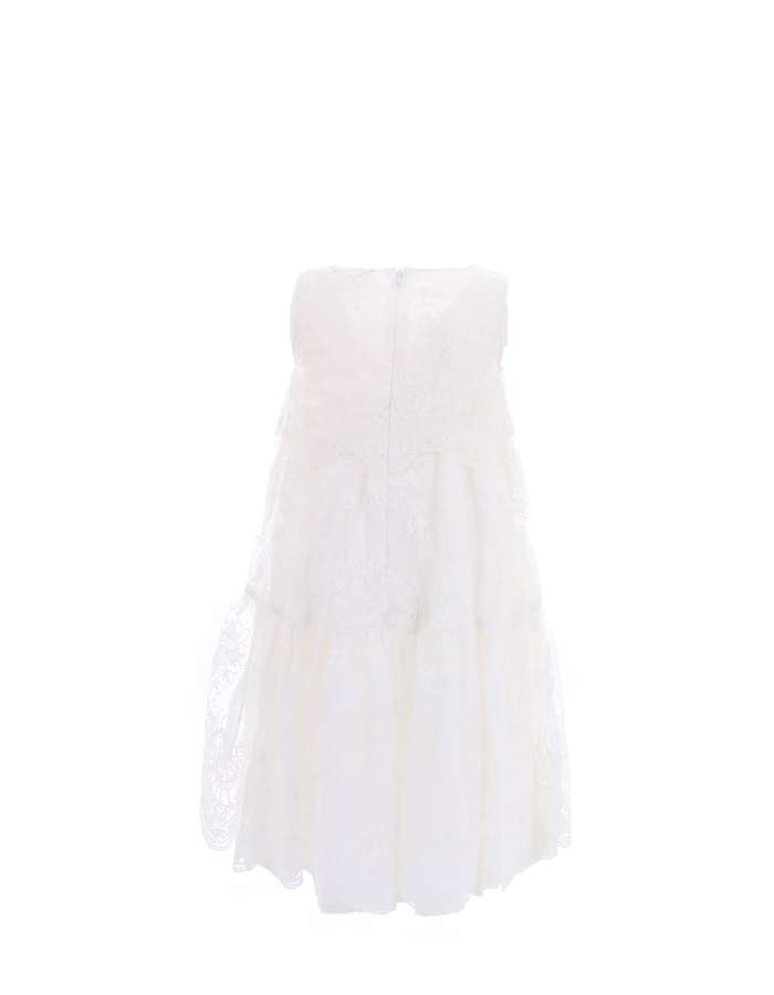 TWIN SET Dress White