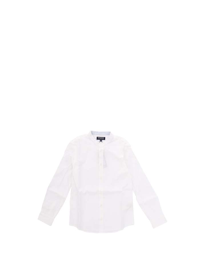 WOOLRICH Shirt White