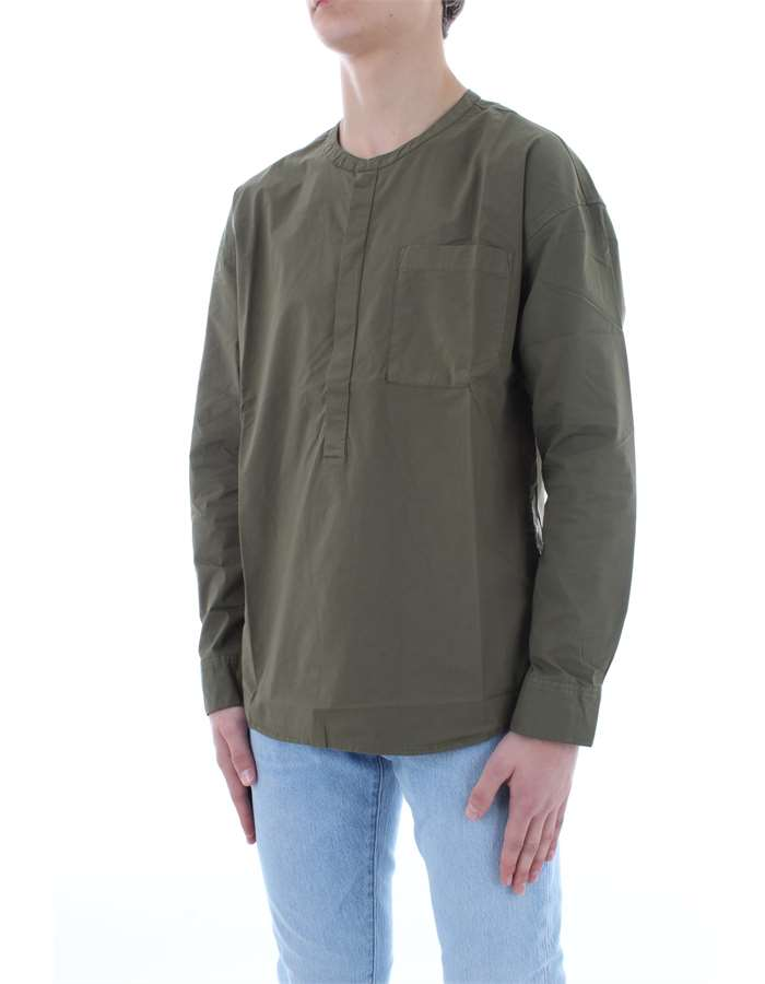 WOOLRICH Shirt Green