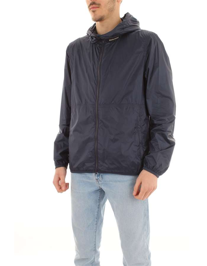WOOLRICH Coat Blue