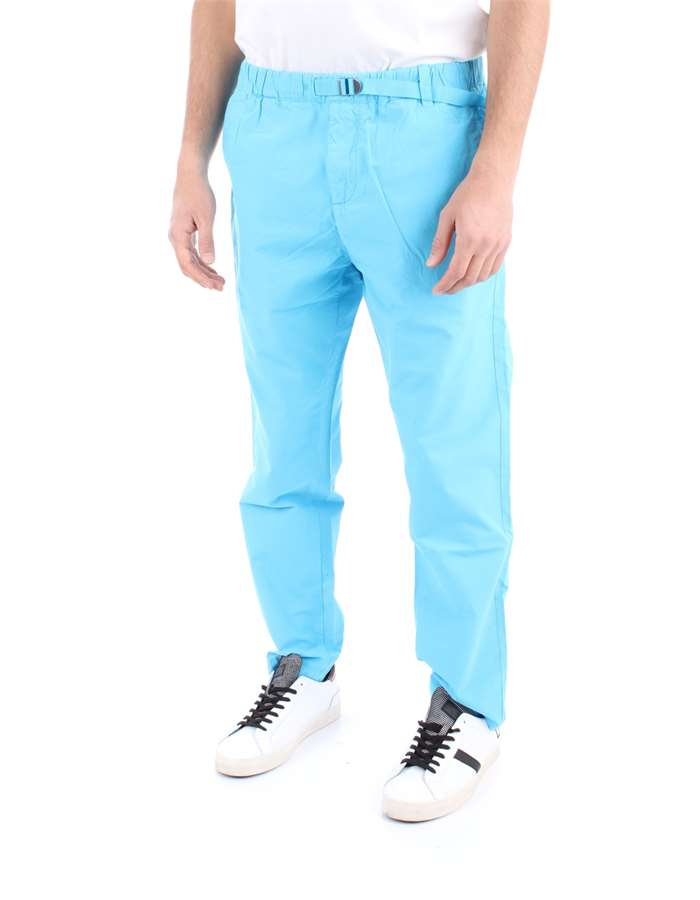 WOOLRICH Trousers Blue
