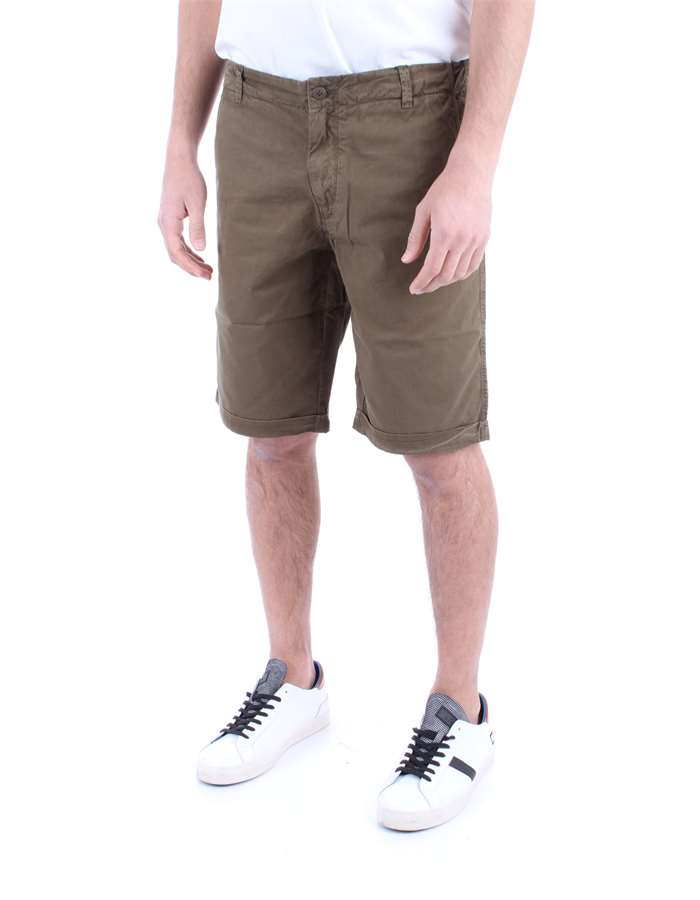 WOOLRICH Shorts Green