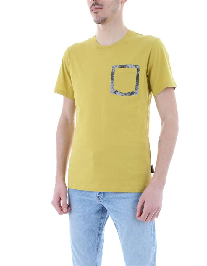 WOOLRICH T-shirt Yellow