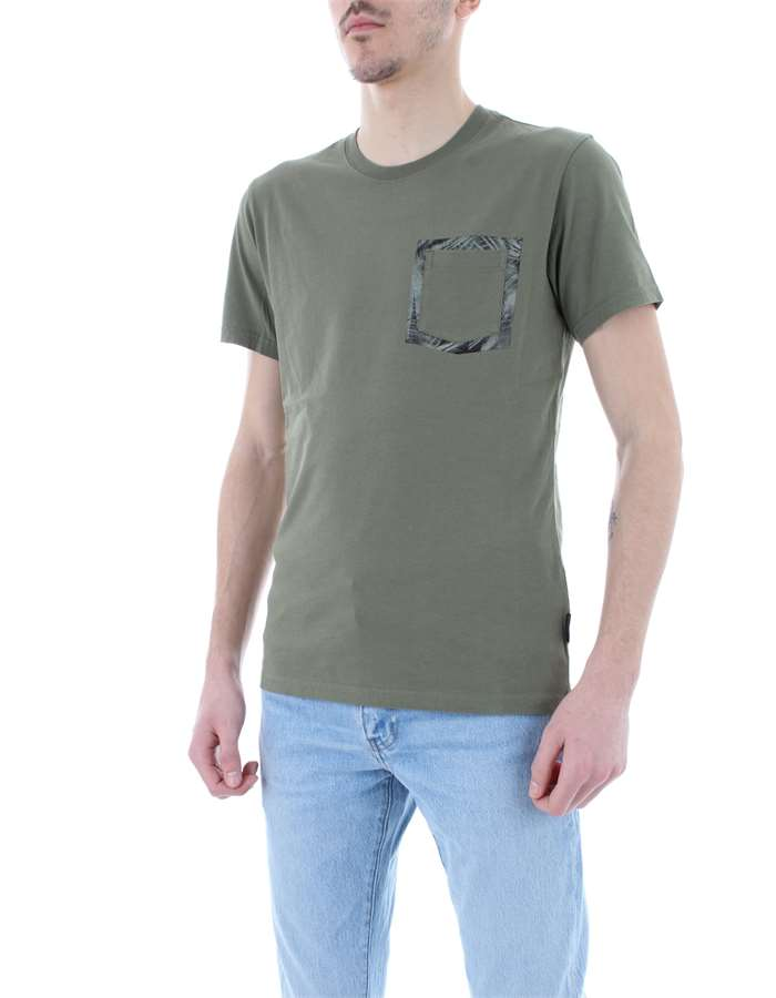 WOOLRICH T-shirt Green