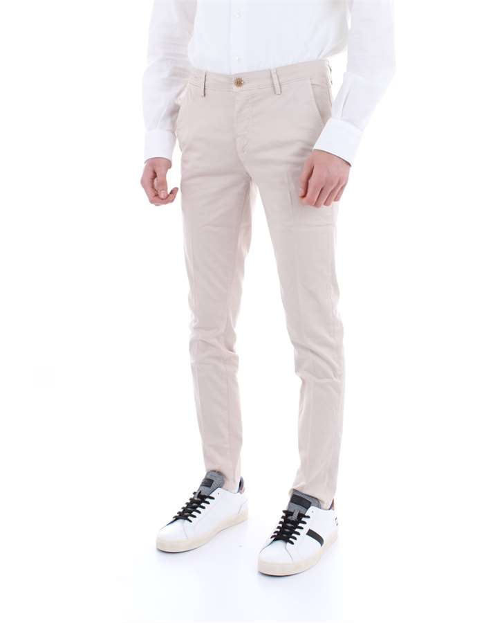 YAN SIMMONS Trousers Sand