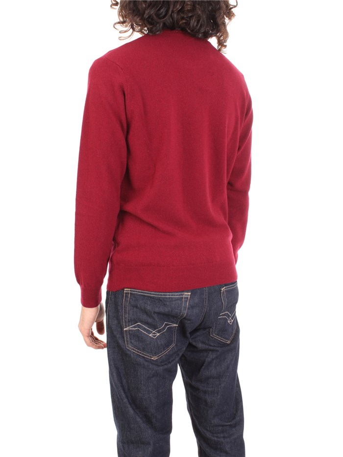 REBRANDED Clothing Men Sweater Bordeau RB01Max 1980